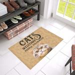 Cat Welcome Doormat DHC04061402