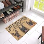 German Shepherd Welcome Doormat DHC04061413