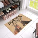 Horse Welcome Doormat DHC04061429