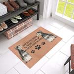 A Lot Of Schnauzers Doormat DHC04061491