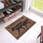 German Shepherd Protected Doormat DHC04061494