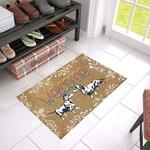 Dachshund Welcome Doormat DHC04061477