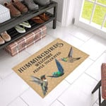 Hummingbird Welcome Doormat DHC04061435