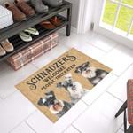Schnauzer Welcome Doormat DHC04061438