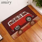 Bus Print Doormat DHC07062131
