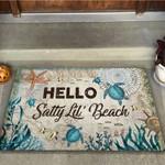 Hello Salty Lil' Beach Doormat DHC07061792
