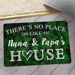 Personalized Like Nana And Papas House Doormat DHC07061134