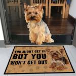 Yorkshire Dog Doormat DHC0706737