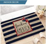 Watercolor Personalized Doormat DHC07061393
