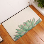 Cute Beautiful Succulent Welcome Doormat DHC07062163
