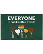 Everyone Is Welcome Doormat DHC0706771