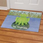 Our Pad Personalized Doormat DHC07061398