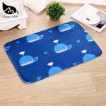 Small Whale Doormat DHC07061938