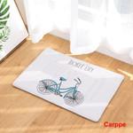 Cycle Printed Doormat DHC07062119