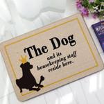 Dog Doormat DHC07062265