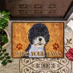 Wipe Your Paws Doormat DHC0706925