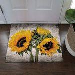 Sunflower Welcome Doormat DHC07061471
