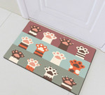 Paw Of Cat Doormat DHC07062058