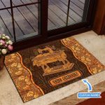 Sewing Machine Personalized Doormat DHC0706680
