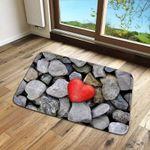 3D Heartshaped Doormat DHC07062068