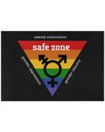 Safe Zone Doormat DHC0706767