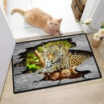 Personalized Cherry Blossom Doormat DHC07061236