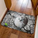 Cute 3D Animal Print Doormat DHC07062126