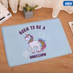 Cute Cartoon Unicorn Doormat DHC07061889