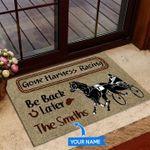 Harness Racing Personalized Doormat DHC0706514