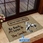 Wrestling Personalized Doormat DHC0706432