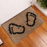 Bigfoot Sasquatch Yeti Doormat DHC07061488