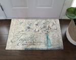 Butterfly Flower Doormat DHC07061704