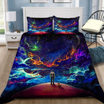 Little Prince With Dog Colorful Fiction Fantasy Art NI1303060YD Bedding Set