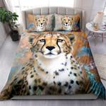 Copper Flash Cheetah NI1803013YT Bedding Set