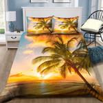 Tropical Paradise Beach NI1601075YD Bedding Set