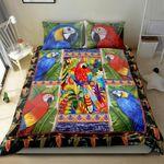 Hawaii Parrot NI0604002YM Bedding Set