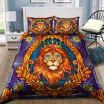 Lion Pattern NI2202065YD Bedding Set