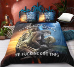 Skull And Girl NC2111142CL Bedding Set