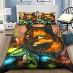 Magical Cat NI2603041YD Bedding Set