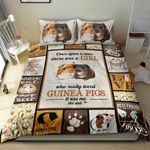 Just A Girl Who Loves Guinea Pigs NI2404002YM Bedding Set