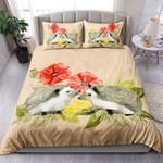 Hedgehog Couple Grateful Heart NI2403008YT Bedding Set