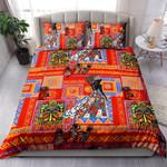 African Woman NI0803005YT Bedding Set