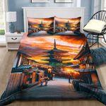 Kyoto Japan Street NI0701115YD Bedding Set
