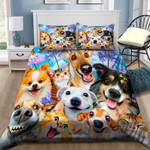 Dogs And Cats Are Friend NI2202056YD Bedding Set
