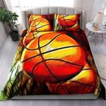 Basketballs Abstract NI2702009YT Bedding Set