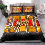Vintage African Giraffe NI0803012YT Bedding Set