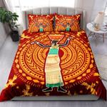 African Woman NI0803003YT Bedding Set
