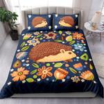 Cute Hedgehog NI2403003YT Bedding Set