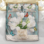 Butterfly Just Breathe YP2503002YG Bedding Set