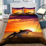 Dolphins Jumping NI1601054YD Bedding Set